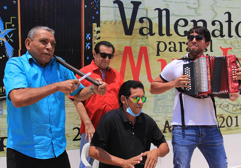 JORGE OÑATE Y JAVIER MATTA_FESTIVAL VALLENATO_PRIMERALÍNEA