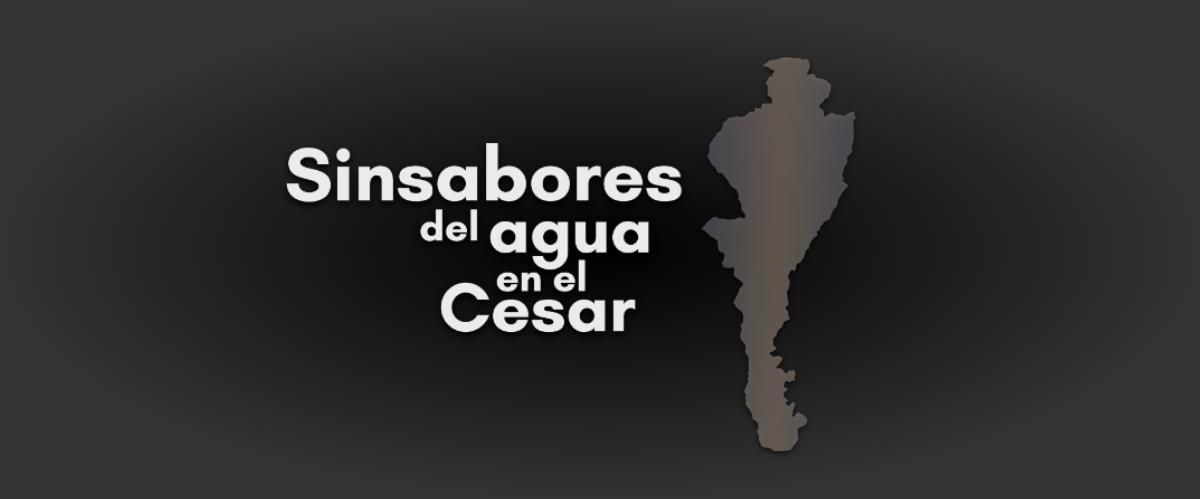 Sinsabores del agua en el Cesar