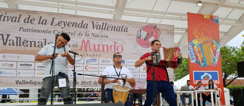 EIMAR MARTINEZ FESTIVAL VALLENATO