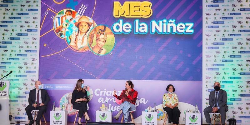 MES DE LA NIÑEZ