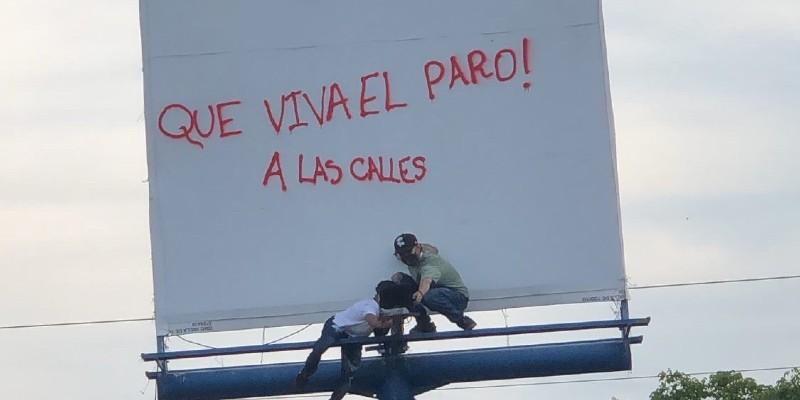PROTESTAS EN VALLEDUPAR PARO
